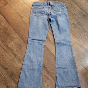 Women's American Eagle jeans size 4 long